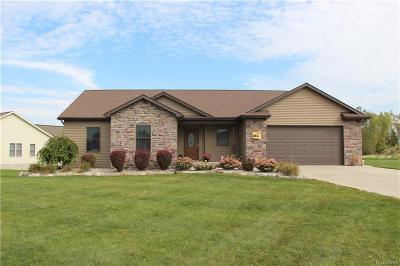 Flushing Single Family Home For Sale: 6204 Boulder Dr