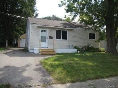 Flint Single Family Home For Sale: 2922 Colorado Ave