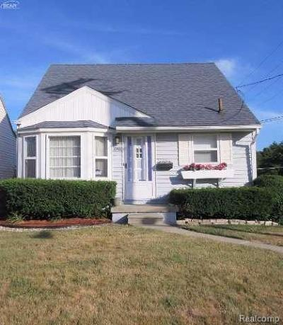 Flint Single Family Home For Sale: 2769 Yale St