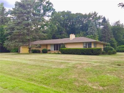 Flint Single Family Home For Sale: 2180 Edmea Ln