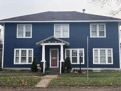 Flint Single Family Home For Sale: 603 Pierson St