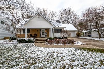 Flushing Single Family Home For Sale: 314 Cedarwood Dr