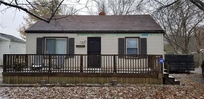 Flint Single Family Home For Sale: 3237 Leith St