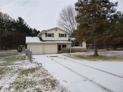 Flushing Single Family Home For Sale: 8293 N McKinley Rd