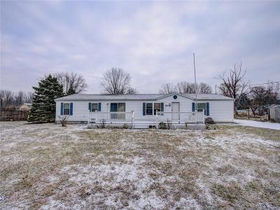 Flushing Single Family Home For Sale: 9038 Westfield Dr