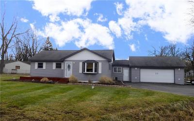 Flint Single Family Home For Sale: 4420 Sheldon Ln