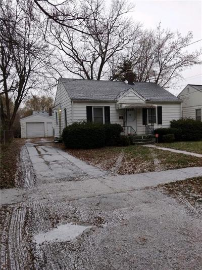 Flint Single Family Home For Sale: 2408 Missouri Ave