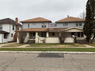 Flint Single Family Home For Sale: 210 Stockdale St