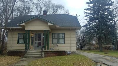 Flint Single Family Home For Sale: 2212 Hoff St