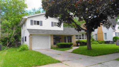 Flint Single Family Home For Sale: 3402 Brentwood Dr