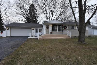 Flint Single Family Home For Sale: 4427 Ashlawn Dr
