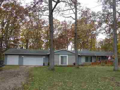 Montrose Single Family Home For Sale: 12099 Marshall Road