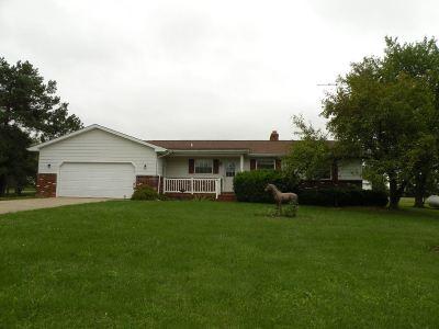 Flushing Single Family Home For Sale: 2166 N Sheridan
