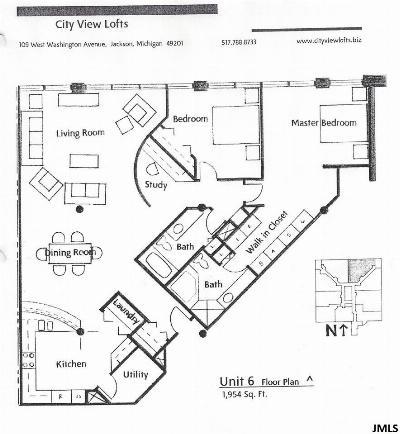 Jackson County Condo/Townhouse Contingent - Financing: 109 W Washington Ave