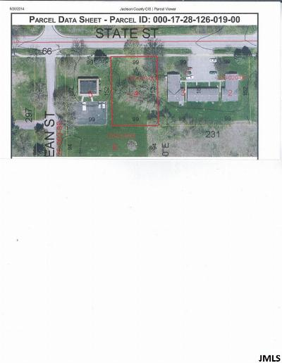 Jackson County Residential Lots & Land For Sale: 301 E State St