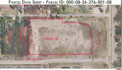 Jackson MI Residential Lots & Land For Sale: $299,900