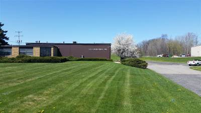 Jackson County Commercial/Industrial For Sale: 2588 Airport Rd