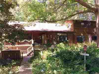 Single Family Home For Sale: 8232 Eckert Rd