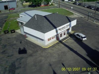 Jackson County Commercial/Industrial For Sale: 210-211 E Ganson