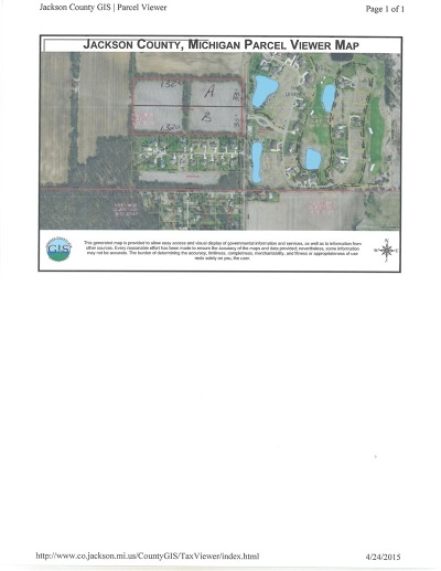 Jackson MI Residential Lots & Land For Sale: $53,000