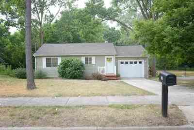 Jackson MI Single Family Home sold: $109,900