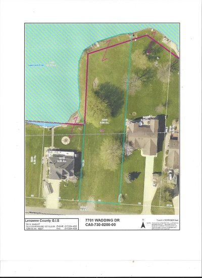 Residential Lots & Land For Sale: 7701 Wadding Dr