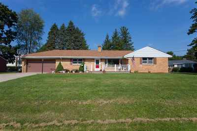 Jackson MI Single Family Home sold: $129,900