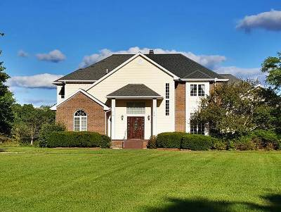 Single Family Home For Sale: 5565 Moscow Rd