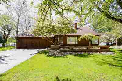 Single Family Home For Sale: 4420 Merriman Rd