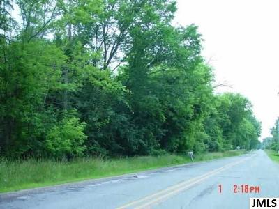Jackson MI Residential Lots & Land For Sale: $79,900