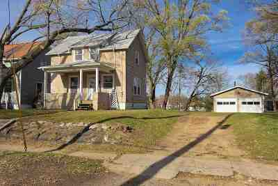 Jackson MI Single Family Home sold: $49,900