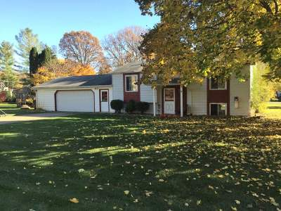 Jackson MI Single Family Home Contingent - Financing: $119,900