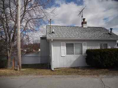 Single Family Home For Sale: 235 Duryeas Pt