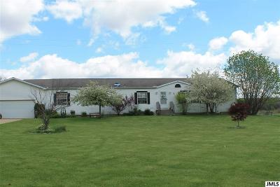 Single Family Home For Sale: 10391 Watson