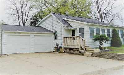 Single Family Home For Sale: 891 Bagg Ave