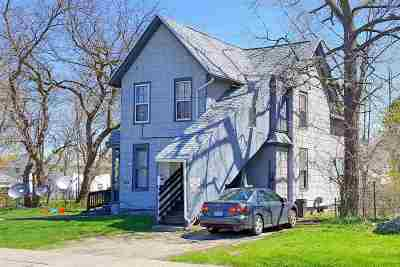 Multi Family Home For Sale: 1043 Francis St