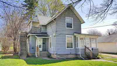 Multi Family Home For Sale: 209 N Dwight