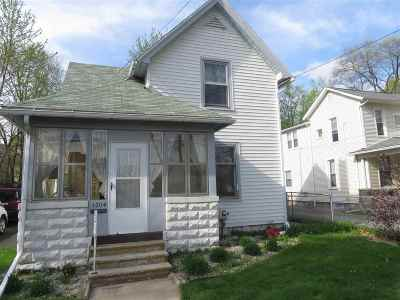 Single Family Home Contingent - Financing: 1504 E Ganson