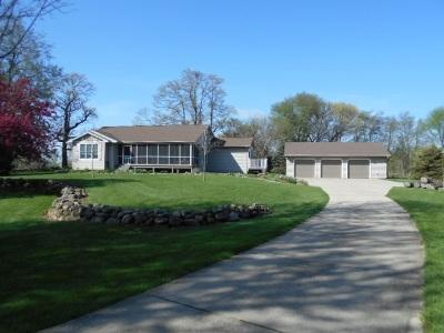Single Family Home For Sale: 9870 Sommerville Rd