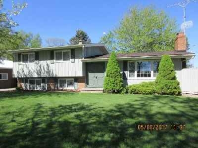 Single Family Home For Sale: 10220 Van Wert