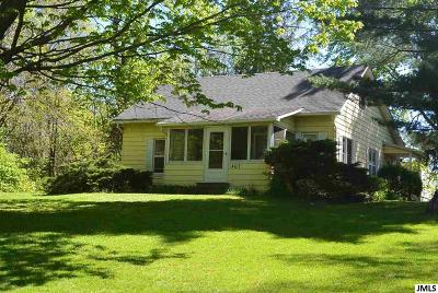 Single Family Home For Sale: 1407 Gilletts Lake Rd