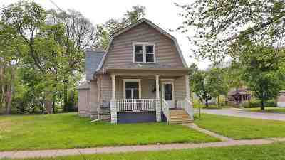 Multi Family Home For Sale: 1237 Maple Ave