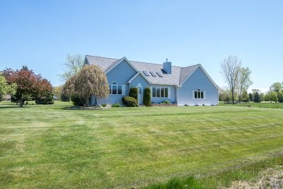 Single Family Home Contingent - Financing: 4941 Old Silo Dr