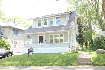 Jackson Single Family Home Contingent - Financing: 1239 Third St