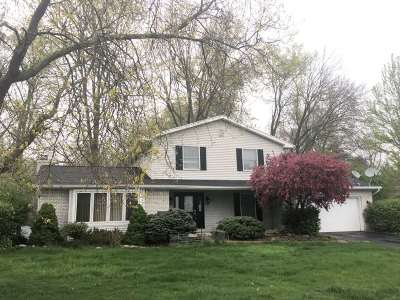 Jackson MI Single Family Home Contingent - Financing: $199,900