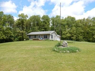 Jonesville MI Single Family Home For Sale: $309,900