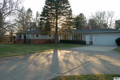Single Family Home For Sale: 4066 Oak St