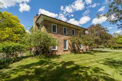 Single Family Home For Sale: 3600 Vrooman Rd