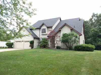 Single Family Home For Sale: 5158 Bluestone