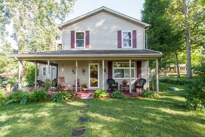 Single Family Home Contingent - Financing: 299 Canal Dr